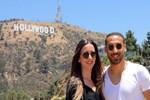Tosun çifti Hollywood'da!