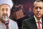 Görmez'in eleştirdiği yarışmaya Erdoğan sahip çıktı