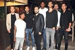Galatasaraylı yıldızlar etçide buluştu