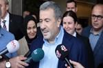 İstanbul Emniyet Müdürü Çalışkan taburcu edildi