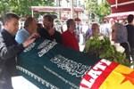 Mehmet Tuna son yolculuğuna uğurlandı