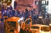 Beşiktaş'ta çevik kuvvet polisine yönelik çifte bombalı saldırıya ilişkin yürütülen soruşturma...