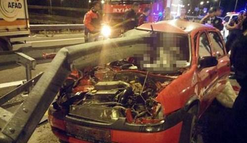 Terhis olan 2 asteğmen kazada yaşamını yitirdi