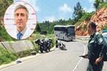 Ünlülerin doktoru kaza kurbanı