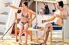 Mahsun Kırmızıgül, eşi Ece Binay ve kızı Lavin'le Bodrum'da tatile çıktı.