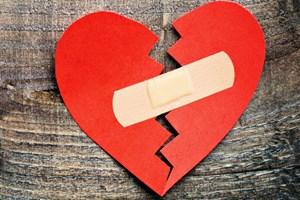 Kırılan bazı kalpler hiç iyileşmeyebilir