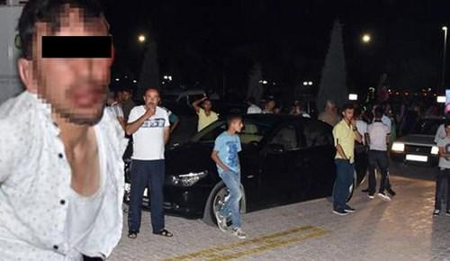 Konya'da taciz şüphelisine linç girişimi!