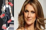 Celine Dion üzerinde servet taşıyor