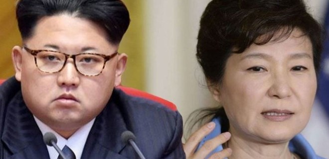 Kuzey Kore'den Güney Kore eski Devlet Başkanı Park'a tehdit!..