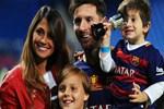 Messi için 260 özel uçak!