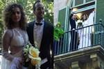 Sarp Apak Barcelona'da evlendi
