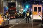 Londra'da dehşet dolu bir gece yaşandı!