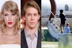 Taylor Swift yeni aşkını jetine bindirdi!