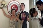 Ayşecan Tatari ve Edip Tepeli New York'ta evlendi!