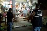 Bursa'da polise silahlı saldırı