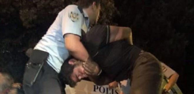 Bursa'da polis merkezine saldıran zanlı yakalandı!