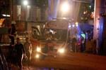 Beşiktaş'ta metro inşaat alanında iş kazası!