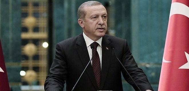 Cumhurbaşkanı Erdoğan'dan tarihi talimat