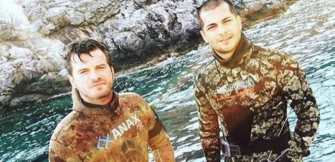 Yakışıklı balıkadamlar sosyal medyayı salladı!