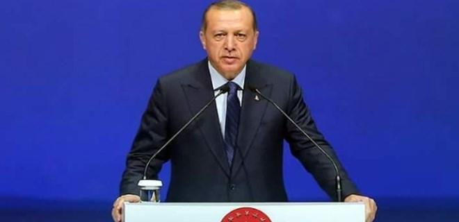 Cumhurbaşkanı Erdoğan büyük projeyi açıkladı!