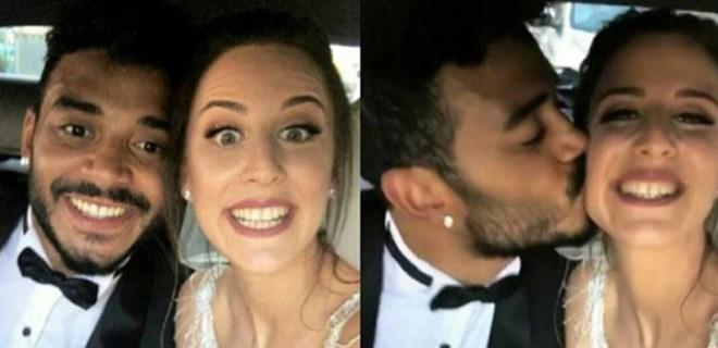 Survivor Efecan evlendi