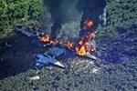 ABD'de askeri uçak düştü!