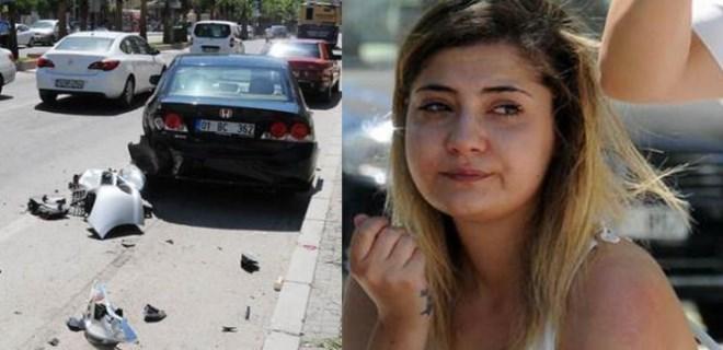 Genç kadını şoka sokan taciz!