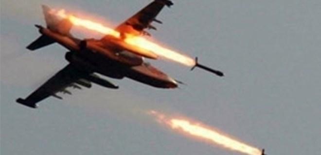Esad güçleri Türkmen Dağı'nı vurdu!