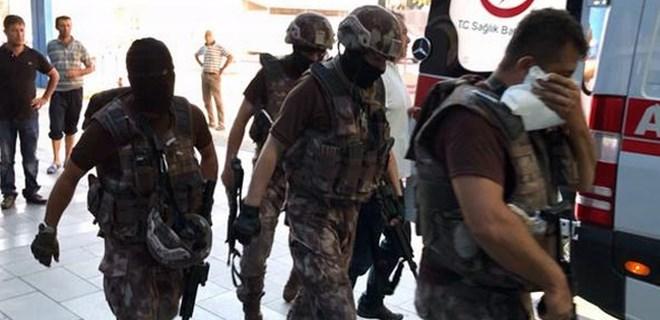 Konya'da villaya DEAŞ baskını!