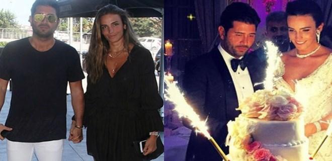 Açalya Samyeli Danoğlu'nun mutlu evliliği