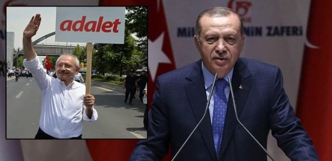 Cumhurbaşkanı Erdoğan: 'Sokağa çıkamaz hale sen gelirsin'