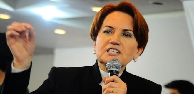 TBMM Başkanı Kahraman'dan Meral Akşener'e çok sert yanıt
