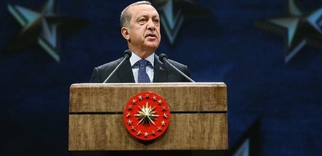 Cumhurbaşkanı Erdoğan: 'Yolumuza kararlılıkla devam edeceğiz'