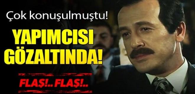 Ali Avcı FETÖ üyeliğinden gözaltına alındı