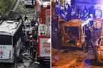 Beşiktaş ve Vezneciler saldırılarının planlayıcıları yakalandı
