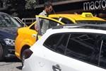 Rüzgar Çetin artık taksiye biniyor