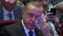 Şehit babası Erdoğan'ı ağlattı