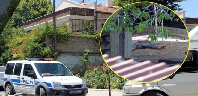 PKK'dan hapis yattı, DEAŞ'ın hücre evinde öldürüldü!