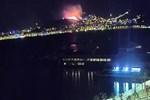 İzmir Karşıyaka'da büyük yangın!
