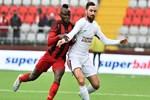 Galatasaray: 0 - Östersunds: 2
