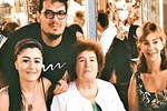 Selda Bağcan ve Deniz Çakır Bodrum'da buluştu