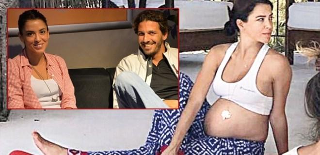 Tanem Sivar'ı bebek heyecanı sardı!