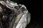 Artvin'de feci trafik kazası