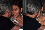 Deniz Seki nişanlısının dudaklarına yapıştı!