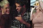 Katy Perry Capri Adası'nda aşka geldi