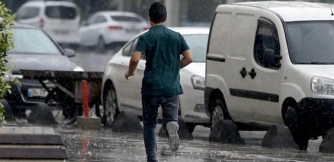 İstanbullular yağış uyarısına dikkat!..