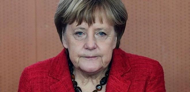 Angela Merkel'den flaş 'Konya' açıklaması!