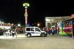Kırşehir'de feci lunapark kazası