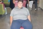 10 yaşında 165 kilo!