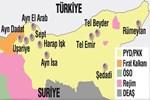 Pentagon'u rahatsız eden harita